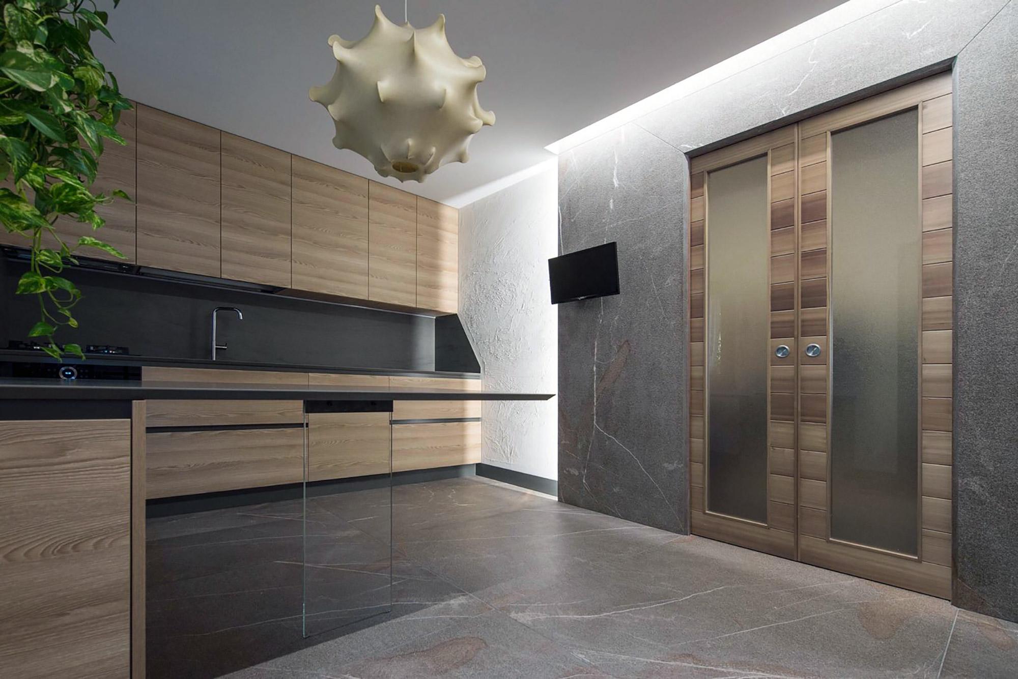Piasentina Stone Indoor cladding | Sappt Piasentina Stone